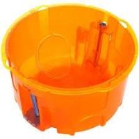 Legrand Коробка монтажна для підлогового монтажу, діаметр 80мм, глибина 50мм