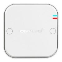 Orvibo Розумне реле RGB RL804CZB ZigBee, DC 12 / 24V 20A max, біле