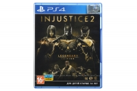 PlayStation INJUSTICE 2: LEGENDARY EDITION [Blu-Ray диск]