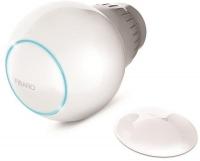 Fibaro Умная термоголовка Heat Controller + внешний датчик темп., Z-Wave, Bluetooth, Li-Ion, белая