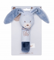 Nattou Брязкальце що шарудить кролик Бібу