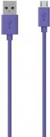 Belkin USB 2.0 (AM/microB) MIXIT 2м, Purple