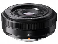 Fujifilm XF 27mm F2.8 Black