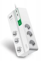 APC Essential SurgeArrest 6 outlets + 2 USB