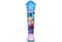 eKids Мікрофон музичний Disney Frozen, караоке, Lights flash, mini-jack