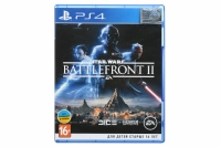 PlayStation Star Wars BATTLEFRONT II [Blu-Ray диск]