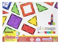 Playmags Магнітний набір 60 ел. PM158