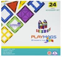 Playmags Магнітний набір 24 ел. PM162