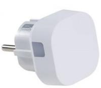 Aeotec Повторювач сигналу Range Extender 6, Z-Wave, AC 230V, білий
