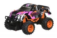 New Bright Машинка на р/к GRAFFITI TRUCK 1:24 Violet
