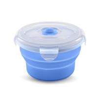 Nuvita Контейнер-трансформер для їжі 6м + 230мл (синій)