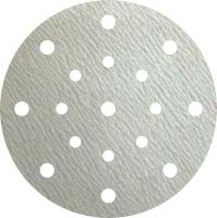 Klingspor Шлифовальный круг (липучка) O125мм P220 с отверстиями PS73BWK