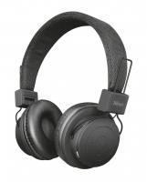 Trust Leva Wireless On-Ear Mic Black