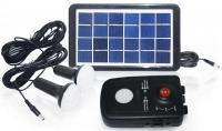 FSP Фонарь SolaLight + Солнечная панель 3W