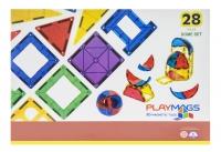 Playmags Магнітний набір 28 ел. PM164