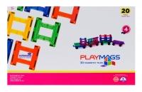 Playmags Магнітний набір 20 ел. PM155