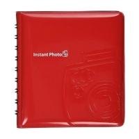 Fujifilm INSTAX mini photo album red