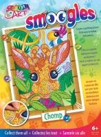 Sequin Art Набір для творчості SMOOGLES Жираф