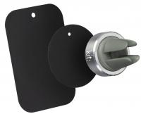 Kit: Держатель автомобильный для смартфонов Magnetic In-Car Vent Holder