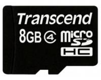 Transcend microSDHC Class 4