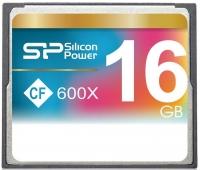 Silicon Power 600X Compact Flash Card