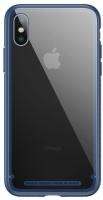 Baseus See-through glass protective для iPhone X