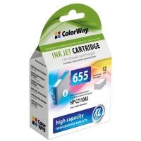 Colorway HP No.655 для DJ 4615/ 4625/ 3525/ 5525