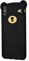 Baseus Bear Silicone для iPhone XS