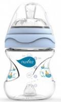 Nuvita Пляшка для годування Mimic 150мл. 0м + Антіколіковая