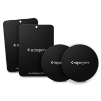 Spigen Набір для кріплення Kuel MP-4P Car Mount Metal Plates (4Pack)