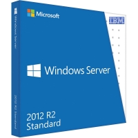IBM Windows Server Standard 2012