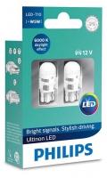 Philips Ultinon LED (для салону і сигналів)