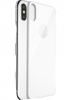 Baseus Захисне скло All-coverage Arc-surface Back Film для iPhone X
