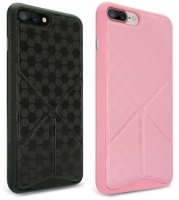 Ozaki O!coat 0.4+Totem Versatile case with stand for iPhone 7 Plus