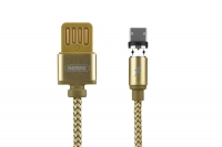 Remax Gravity series Magnetic cable MicroUSB Data/Charge