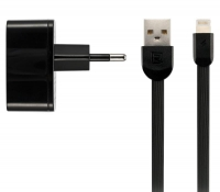 Remax 2.4 A Dual USB Charger + Data Cable