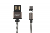 Remax Gravity series Magnetic cable Type-C Data/Charge