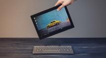 Гібридний портативний комп'ютер Lenovo IdeaPad D330: огляд практичного помічника у подорожах