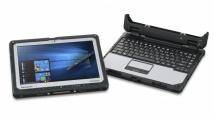 Ноутбук Panasonic TOUGHBOOK CF-33 вже на складі ERC