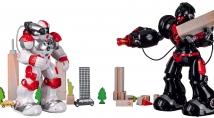 Іграшки-роботи Same Toy вражають уяву