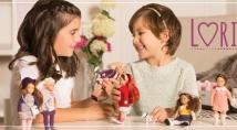 Запрошуємо у світ ляльок LORI – просто будь собою!