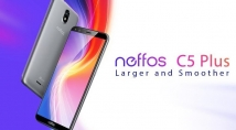 TP-Link Neffos C5 Plus - безрамковий бюджетний смартфон на Android Go