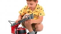 Дитяча спецтехніка Same Toy