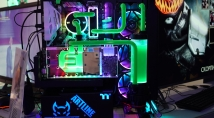 """""""Ігрові  монстри"""": стенд Artline представив персональні компьютери для затятого геймера"""