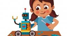 Конструктор для маленьких винахідників Same Toy