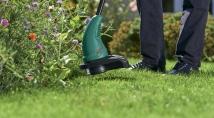 Садівникам на допомогу: електричні тримери Bosch