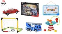 Same Toy – всесвіт дитячих іграшок