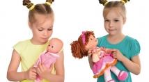 Перші ляльки, які грають і навчають української та англійської мов