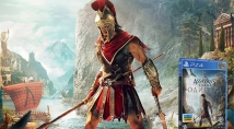 Добірка ігор на PS4. Assassin's Creed Odyssey