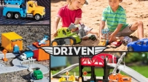 Новий бренд DRIVEN: іграшкові, але такі реалістичні машинки